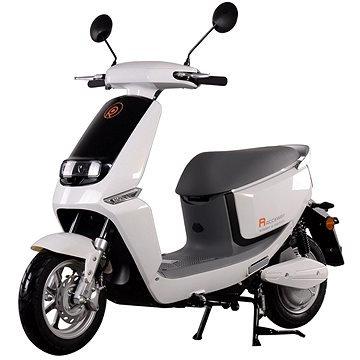 Bílá elektrická motorka Smart, Racceway