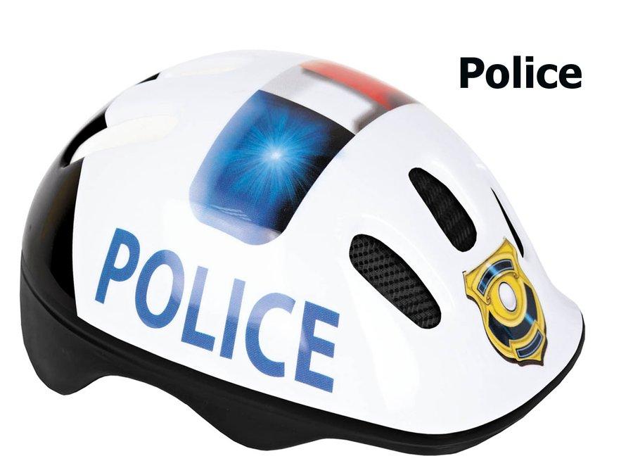 Bílá cyklistická helma Spokey - velikost 49-58 cm
