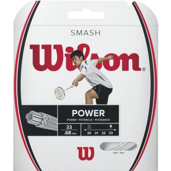 Badmintonový výplet Smash 66, Wilson - průměr 0,68 mm