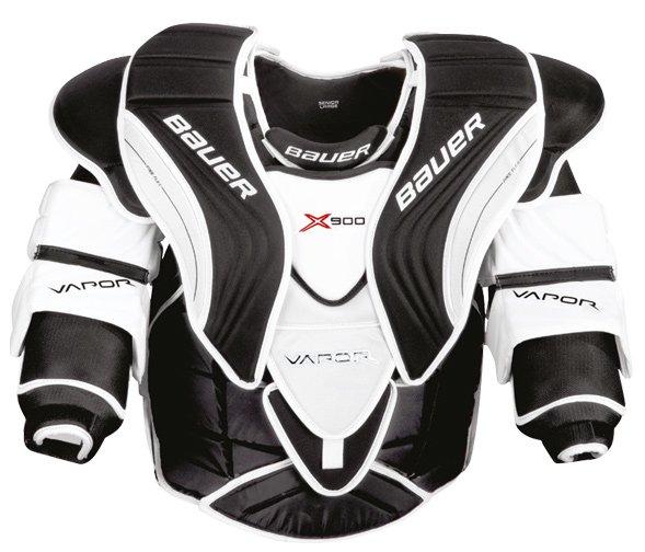 Brankářská hokejová vesta - intermediate Vapor X900, Bauer - velikost M