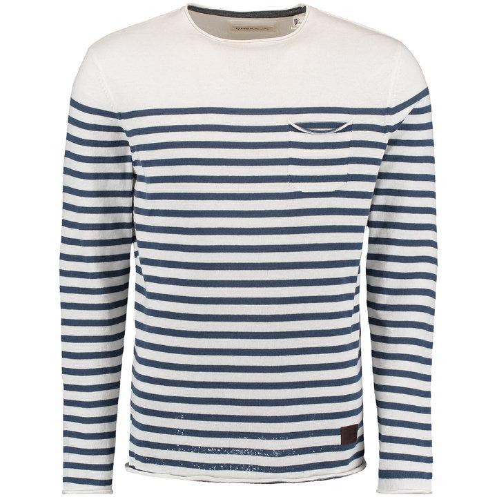 Bílý pánský svetr O'Neill - velikost M