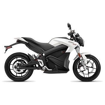 Stříbrná elektrická motorka S ZF 7.2 2018, Zero