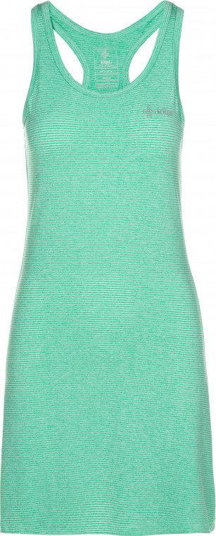 Tyrkysové dámské šaty Kilpi