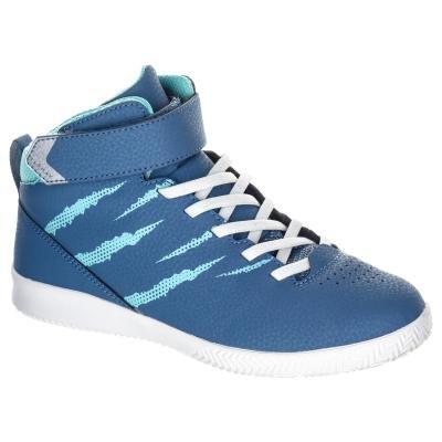 Modré dětské basketbalové boty SE100, Tarmak - velikost 33 EU