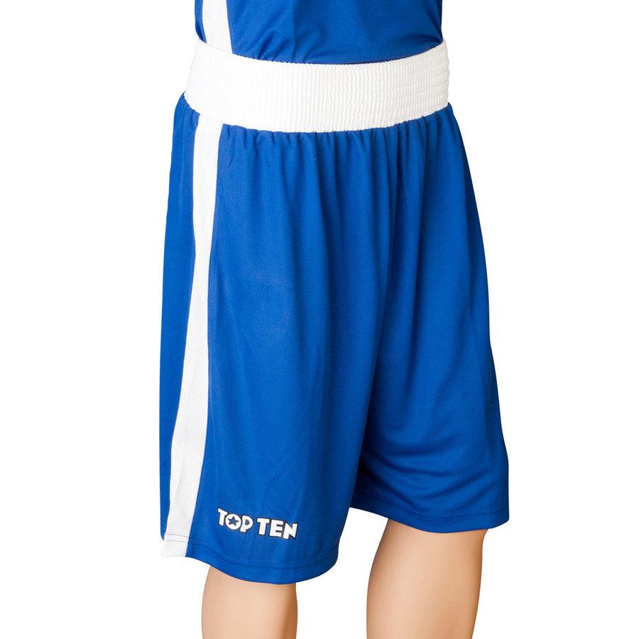 Modré boxerské trenky Top Ten