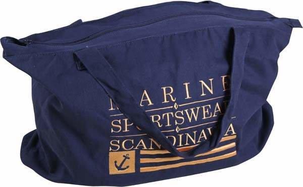 Modrá sportovní taška MARINE