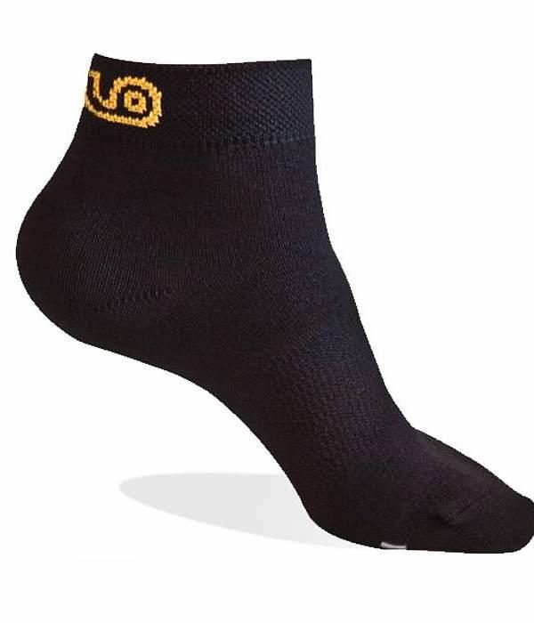 Černé pánské ponožky Asolo