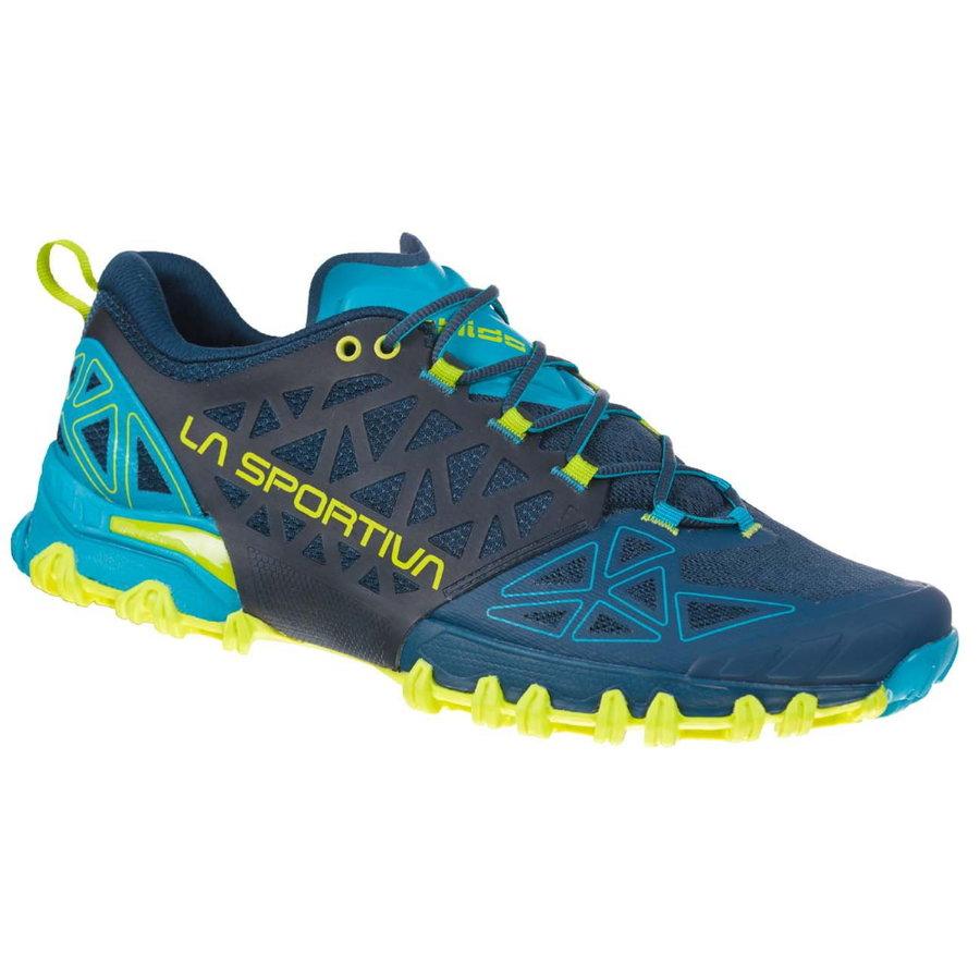 Modré pánské běžecké boty La Sportiva