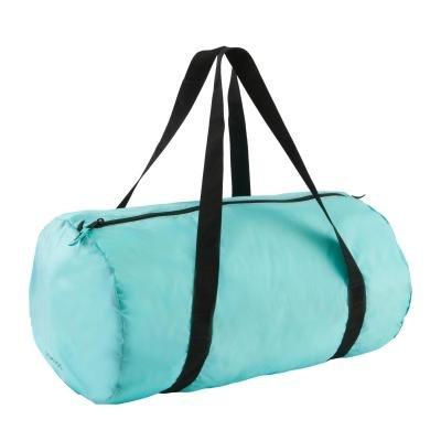 Tyrkysová sportovní taška Domyos - objem 30 l