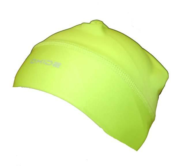 Žlutá běžecká čepice OXIDE, 2117 of Sweden - univerzální velikost
