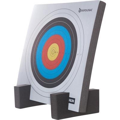 Pěnový terč pro lukostřelbu se stojanem - průměr 67 cm