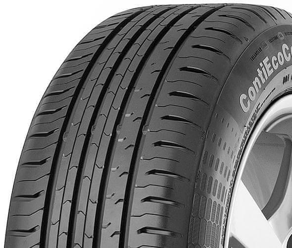 Letní pneumatika Continental - velikost 165/70 R14