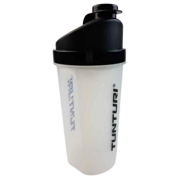 Bílo-černý shaker Tunturi - objem 700 ml