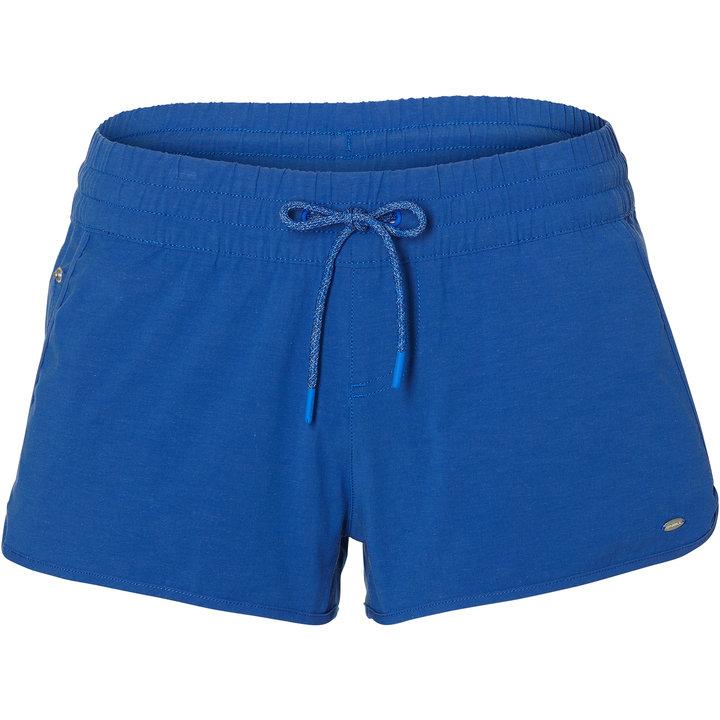 Modré dámské koupací kraťasy Essential Boardshorts, O'Neill - velikost L