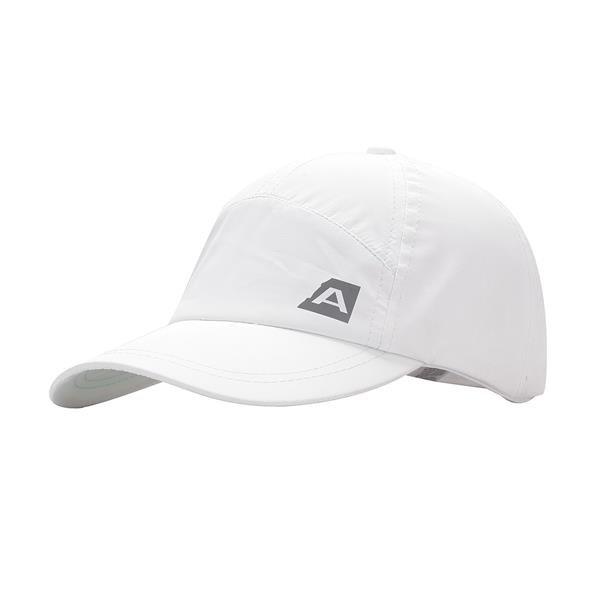 Bílá kšiltovka Clefto, Alpine Pro - univerzální velikost