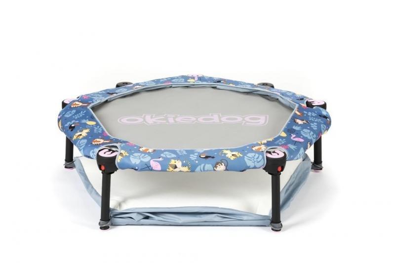 Bazénová trampolína - MARIMEX 4v1 - 100 cm Tropic Jungle