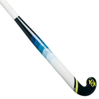 Žlutá hokejka na pozemní hokej FH110, Korok - velikost 36,5
