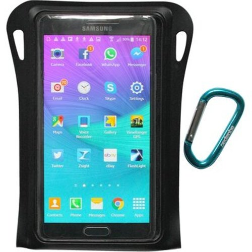 Transparentní vodotěsný obal na mobil Aquapac