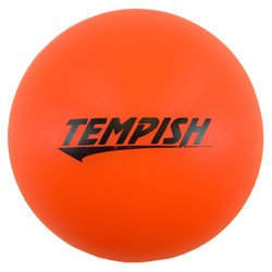 Oranžový hokejbalový míček Tempish