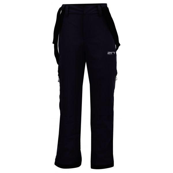 Černé pánské lyžařské kalhoty 2117 of Sweden - velikost XL