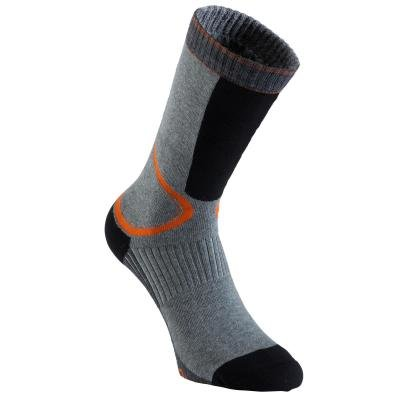 Černo-šedé pánské ponožky Oxelo - velikost 39-42 EU