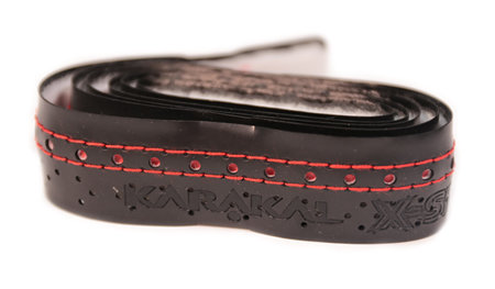Černá squashová omotávka Karakal - 1 ks