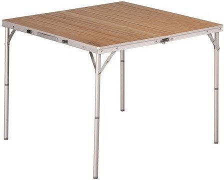 Rozkládací kempingový stůl Outwell - délka 90 cm, šířka 90 cm a výška 70 cm