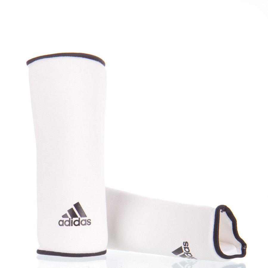Bílé chrániče na předloktí Adidas