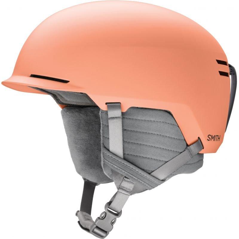 Oranžová pánská lyžařská helma Smith