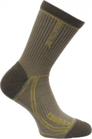 Šedé pánské ponožky Regatta - velikost 43-47 EU