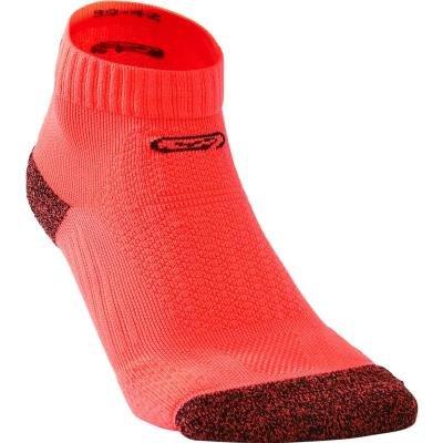 Růžové běžecké ponožky EPAISSE, Kiprun