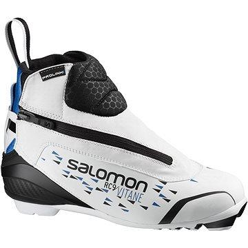 Bílé dámské boty na běžky Salomon - velikost 39 1/3 EU