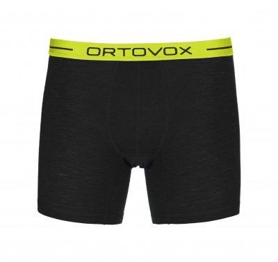 Černé pánské boxerky Ortovox
