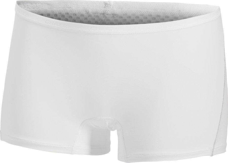 Bílé dámské boxerky Craft - velikost XS