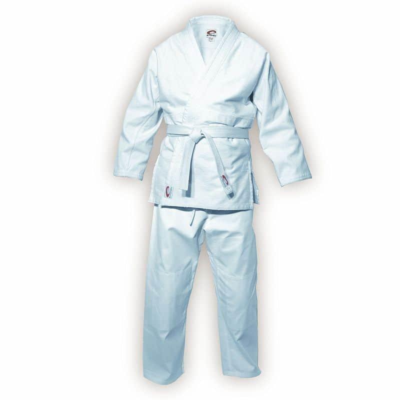 Bílé kimono na judo Spokey - velikost 120