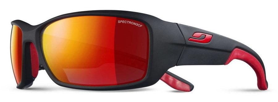 Polarizační brýle - Sluneční brýle Julbo Run SP3 CF Barva obrouček: černá