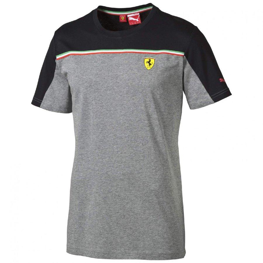 Černé pánské tričko s krátkým rukávem Puma - velikost XS