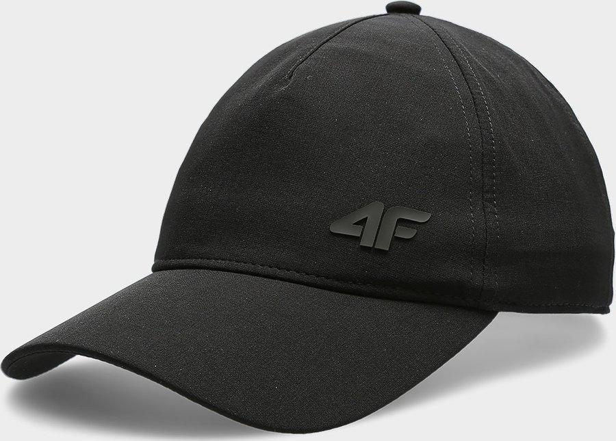 Černá pánská kšiltovka 4F - velikost M
