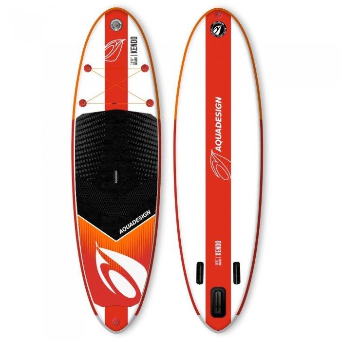 Nafukovací paddleboard AquaDesign