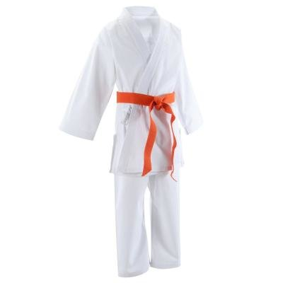 Bílé kimono na karate Outshock - velikost 140