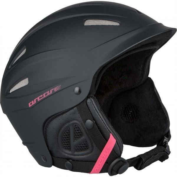 Černá dámská lyžařská helma Arcore