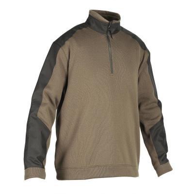 Zelený lovecký svetr Solognac - velikost 3XL
