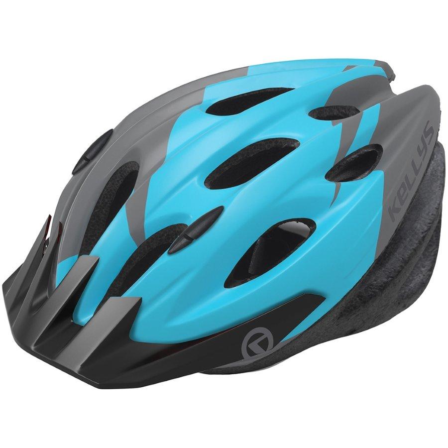Cyklistická helma Blaze 2018, Kellys - velikost 58-61 cm
