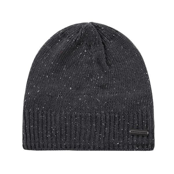 Šedá zimní čepice Alpine Pro - velikost S