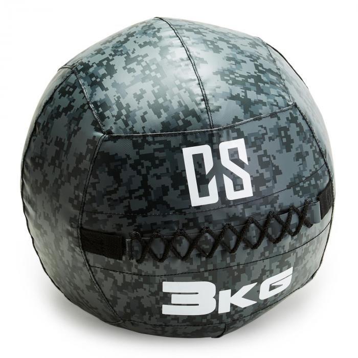 Medicinbal bez úchopů Capital Sports - 3 kg