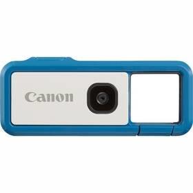 Modrá outdoorová kamera IVY REC Riptide, Canon