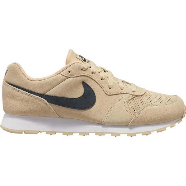 Béžové pánské tenisky Nike