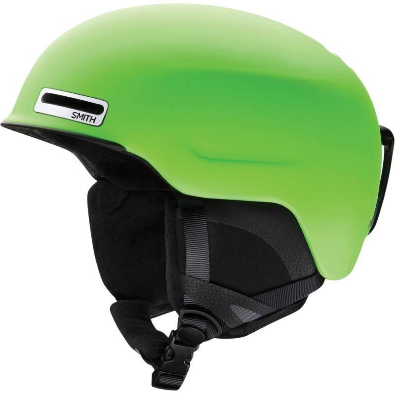Zelená pánská lyžařská helma Smith - velikost 51-55 cm