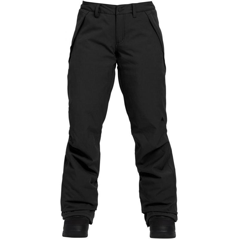 Černé dámské snowboardové kalhoty Burton - velikost M