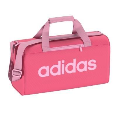 Růžová sportovní taška Adidas